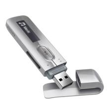 飞利浦(PHILIPS)SA5MXX04SFC MP3播放器 直插式录音笔U盘 银色