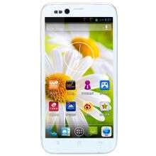 天语 W96 3G手机(白色) WCDMA/GSM双卡双待