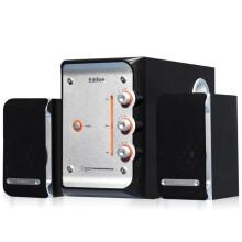 漫步者(EDIFIER) E3100 2.1声道 多媒体音箱 音响  电脑音箱 黑色