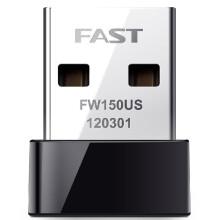 迅捷(FAST)FW150US USB无线网卡wifi接收器发射台式机笔记本