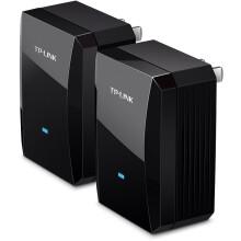 TP-LINK TL-PA500套装 500M电力线适配器两只装 (俗称电力猫)