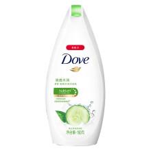 京东超市多芬(Dove) 沐浴露190g(香型随机)