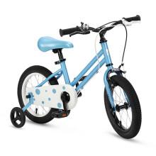 京东超市gb好孩子 儿童自行车 男女款小孩单车脚踏车14寸山地越野车 蓝色 GB1485Q-R303B