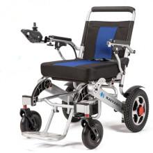 凯洋 电动轮椅智能轻便可折叠锂电四轮减震老年人代步自动轮椅车 续航款(20A锂电+500W电机)