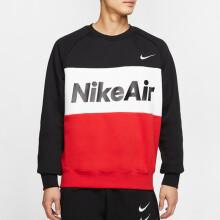 耐克NIKE 男子 套头衫 AIR 卫衣 CJ4828-011黑色M码