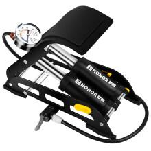 欧耐 HON4411LB 脚踩高压打气筒自行车电动车摩托车汽车家用便携脚踏式车载充气泵