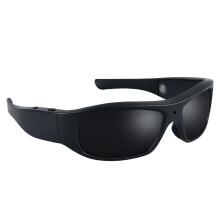 迈能(leapower) 谷歌智能摄像眼镜1080P户外运动高清录像眼镜摄像头视频拍照AR远程直播 黑色标准版 含32G高速TF卡