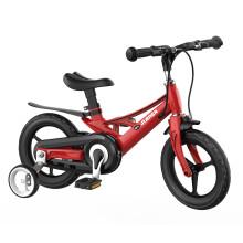 京东超市 健儿 儿童自行车男女款3-6-8岁宝宝脚踏车小孩单车童车JRZXC-01 16寸雅典黑 14寸探戈红(适合身高95-125cm)