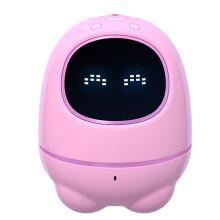 科大讯飞机器人 阿尔法蛋超能蛋智能机器人儿童学习早教玩具国学教育智能对话陪伴机器人 粉色