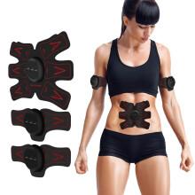 双牌 收腹机智能微电流健身仪仰卧板家用健身器材懒人仰卧起坐腹肌板辅助器美腰机 3电机3贴片