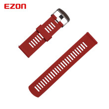 宜准(EZON) 户外智能跑步表 蓝牙网络授时计步里程多功能防水男士电子表 S2 T935表带