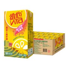 再降价:维他奶 维他锡兰风味柠檬茶 250ml*24盒 *3件