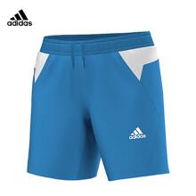阿迪达斯短裤男款蓝色梭织G88790 S码