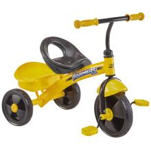 京东超市 hd小龙哈彼 儿童三轮车小孩宝宝脚踏自行车 黄色LSR300-K228
