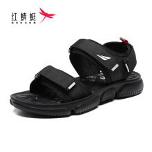 红蜻蜓 WTT201251C 男士凉鞋    54.5元包邮(1件5折)