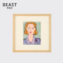 THE BEAST/野兽派 马蒂斯系列 永生花画像客厅装饰画生日礼物送女生 Lydia莉迪娅