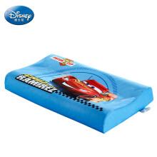 京东超市 迪士尼宝宝(Disney Baby)儿童乳胶枕婴儿枕头 天然宝宝定型枕 3-6岁 童趣宣言乳胶枕 蔚蓝汽车总动员