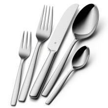 京东超市WMF不锈钢餐具套装刀叉勺子PALMA餐具5件套