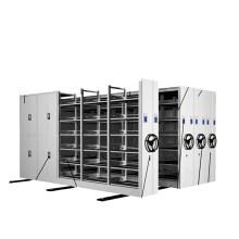 虎恒智能 MJG-10A 密集柜 手摇密集柜 移动密集架 档案密集架