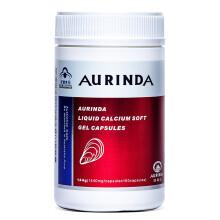 澳琳达牌钙加维生素D3软胶囊1440mg/粒*100粒 补充钙 维生素D3