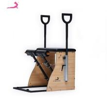皮尔瑜伽椅子倒立辅助普拉提稳踏椅万得椅文达椅普拉提器械 橡木