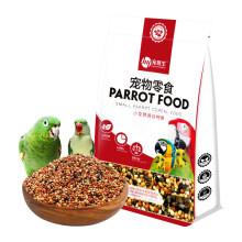 京东超市宠易生(ChongYiSheng) 鸟类用品 小型鹦鹉粮 谷物混合粮 主粮 1900g