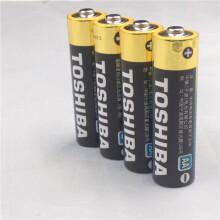 TOSHIBA5号电池AA碱性LR6电池单3形黄金棒血压计欧姆龙 1粒价 7号电池