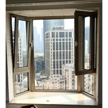 断桥铝门窗凤铝60型70型平开窗内开内倒外开下悬断桥铝平 合同签订付定金30%