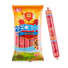 PLUS会员:Shuanghui 双汇 王中王火腿肠 500g*3袋 41.9元包邮(双重优惠)