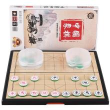奇点(SING UIAR)磁石中国象棋 折叠式磁性象棋套装 学生儿童入门培训游戏棋 GD-2大号磁石中国象棋