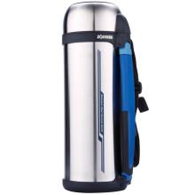 象印不锈钢真空保温壶2L大容量热水瓶SF-CC20-XA
