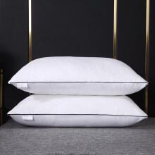 TIMO 提木 枕头 星级酒店高弹枕芯 48*74cm 一对装