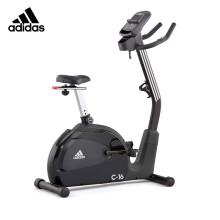 阿迪达斯(adidas)动感单车 进口家用静音电动磁控室内锻炼健身器材 C-16健身车