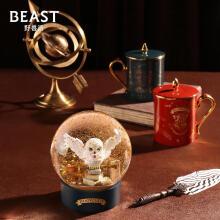 THE BEAST/野兽派 哈利・波特 海德薇水晶球生日礼物送女生摆件 水晶球