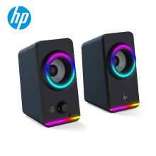 HP 惠普 GS1家用音响 迷你小音箱  触控板 89元包邮
