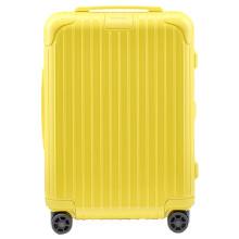 日默瓦 (RIMOWA)聚碳酸酯拉杆登机箱 ESSENTIAL 21寸油田金色832.53.86.4