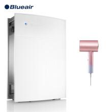 布鲁雅尔Blueair空气净化器303 家用办公卧室婴儿童房室内轻音 去除甲醛 除雾霾 除花粉