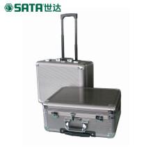 SATA世达 铝合金拉杆箱24英寸 03621