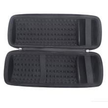 适用适用于 JBL pulse3保护套硅胶套 脉动3代收纳盒 户外防摔便携 黑色pulse3音响盒+肩带YXB-07