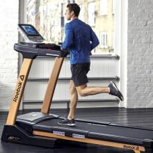 锐步(Reebok)跑步机 家用静音折叠智能运动健身器材走步机 JET300 JET300+跑步机