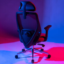 联丰 LIANFENG 电脑椅 家用会议办公椅子人体工学电竞休闲学习转椅靠背老板座椅