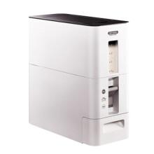 阿司倍鹭 ASVEL 家用厨房米箱自动出米定量米桶 嵌入式储物 12KG 白色