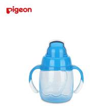 京东超市贝亲(Pigeon)贝亲-magmag吸管式宝宝杯(蓝色)DA75
