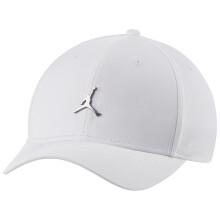 耐克NIKE 男女通款 棒球帽 HERITAGE86 运动帽 CW5921-010黑色MISC码 JORDAN JUMPMAN-白