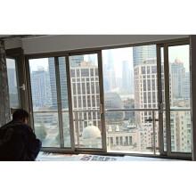 上海凤铝断桥铝门窗凤铝60型70型平开窗内开内倒外开下悬断桥铝平 合同签订付定金30%