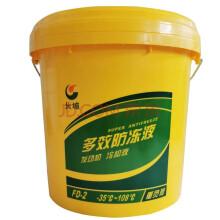 长城 多效防冻液重负荷发动机冷却液FD-2  -35℃~108℃绿色18kg/桶
