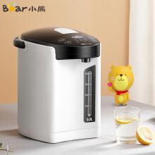 京东超市小熊(Bear)电热水瓶电水壶烧水壶热水壶防烫家用304不锈钢5L大容量多段保温ZDH-H50D1