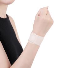 京东超市D&M日本护腕女妈妈手扭伤网球运动防护原装进口R200 -L(16-19CM)