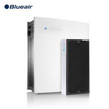 布鲁雅尔Blueair空气净化器410B 家用客厅办公 去除甲醛 除菌 除雾霾 除烟 除尘 除花粉 含2套滤网