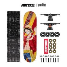 京东超市 沸点Justice滑板成人专业板  F系列 青少年成人初学者刷街代步滑板  路飞 LUFFY